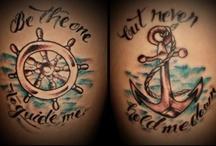 Tattoos <3 / by Karey Lusk