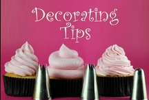 Cake Decorating Tips / by Barb A
