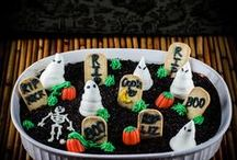 Food Theme Halloween / by Barb A