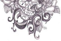 tattoos / by Courtney Menard