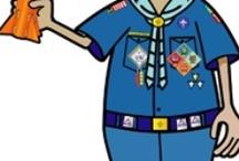 Scouts? / by Annette Ward