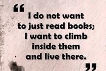 Life as a bibliophile  / by Carly Almanzar