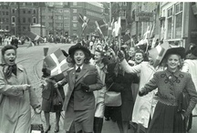 Liberation of Denmark, May 1945 // WW2 / by Nationalmuseet