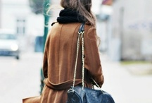 Outerwear / by Astrid