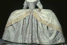 Fashion 1700-1790 / Historical fashion, vintage, design. / by Nationalmuseet
