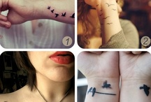 Tattoos and Piercings / by Kaylee Claire