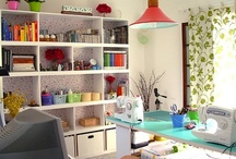 Sewing Room / by SuzyMStudio