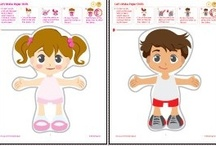 Paper Dolls / by SuzyMStudio
