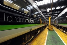 In the Depot / A selection of photos from life at Tyseley Maintenance Depot. / by London Midland