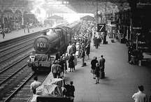 Step back in time / A collection of images from yesteryear of stations around our patch. / by London Midland