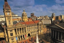Destination Birmingham / Planning a day out or weekend away in Birmingham? some things to see and do. / by London Midland
