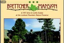 Informational Documents / Fees- Policies- Procedures- Vendor Information / by Boettcher Mansion