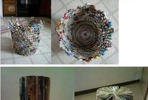 Paper and cardboard / by Denise Tuveri
