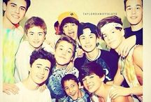 Baes<333 / Magcon Boys are meh Baes for ever!!!!!! LOVE them sooo much!! They make me feel good and happy with life....thanks guys! / by ᗩᒪYY ᗷOO✔️