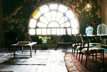 Spaces & Dream Places / by Andrea Sanger