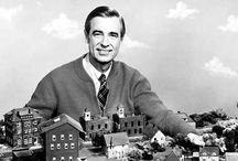 Mister Rogers / by Patricia Cunningham
