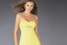 Lady in Yellow / by Carolyn Prescott