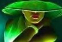 Lady in Green / by Carolyn Prescott