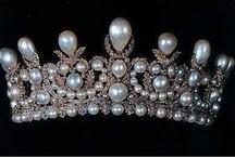 Crowns and Tiaras / by Carolyn Prescott