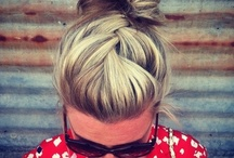 Hair! / by Jenna Hyde