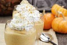 Fall & Pumpkin Drinks / Enjoy these fall and pumpkin drinks! I love pumpkin anything!  / by Pinterest Expert Anna Bennett ✭ Pinterest Consultant at White Glove Social Media Marketing