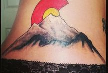 Colorado Tattoos & Others / Awesome Colorado! / by Darla Beckley