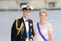 TRH Prince Edward & Sophie The Countess Of Wessex / Prince Edward & Sophie Rhy Jones. Lady Louise Windsor & James Viscount Severn / by Jenn Potts