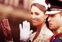 Weddings Royal / Royals and sort of royals, weddings, dresses, bouquets por Jenn Potts