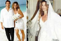 Weddings Celebrity / Celebrities, Wedding dresses / by Jenn Potts