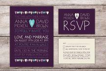 Wedding Invitations / by Wedding Dreams