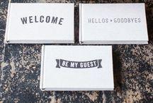 Guest Book Ideas / by Wedding Dreams