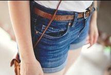 Style: Shorts / by Brigette Keeney