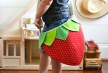 Sewing: Kids / by Brigette Keeney