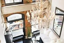 Beautiful interiors / by Melissa Volkman