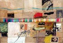 stitch/paste/assemble / by Barb Jordan