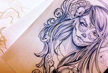 tattoos / by Jordan Koch