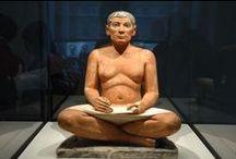 Antiquités égyptiennes / by Musée du Louvre