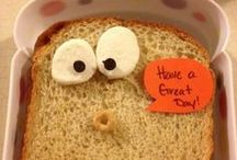 Cute Lunches for Kids / by DiAndra Berry