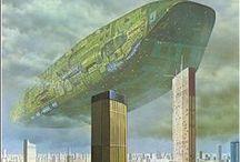 Sci-Fi / by Tim Nash