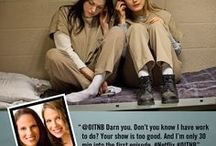 Fan Shoutouts / A little love from prison visitors / by Orange is the New Black