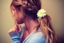 Hair styles / by Madeline Crespo-Flores