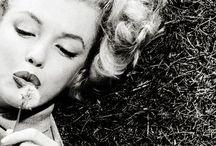 Marilyn Monroe <3 / Marilyn Monroe / by Madeline Crespo-Flores
