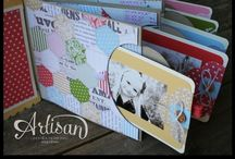 Mini albums, journaling &  card making / by Madeline Crespo-Flores