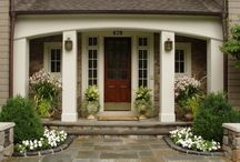 Curb appeal / by Billie Plummer