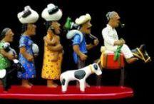 """art: folk, ritual & history""...arte popular, ritual & história / #artist#tribal art#folk art#ritual art# ceramics# historical #sculpture#baskets#dolls#wood#clay#handmade#vendors#markets#archeology#arqueologia / by usina ZEN"