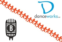 Client: Danceworks / Branigan Communications has worked with Danceworks on: Brand positioning, logo development, tagline development and strategic communications plan development. / by Branigan Communications