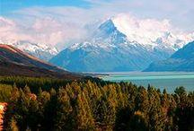 Mountains / by Cindy Gardner