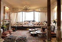 Apartment Decor Ideas / by Christie Gomes