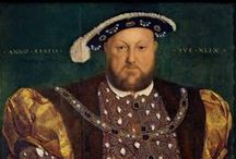 Tudor Dynastie (1485 - 1603) / by Naomi Bousson