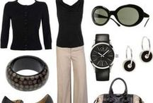 9 to 5 / Outfit ideas for work / by Denise Yun